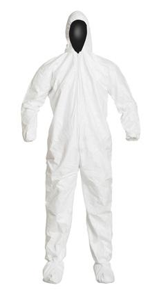 Disposable Cleanroom Bunny Suit