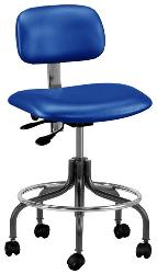 Westmound Vinyl Cleanroom Chair, 4601V