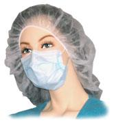 Disposable Cleanroom Face Mask with Earloop
