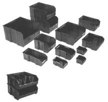 Static Control Storage Bins