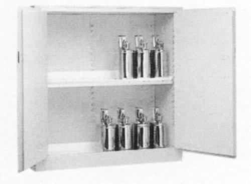 cleanroom chemical storage cabinets