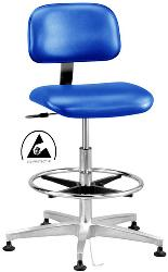 5500ECR ESD Safe Cleanroom Chairs