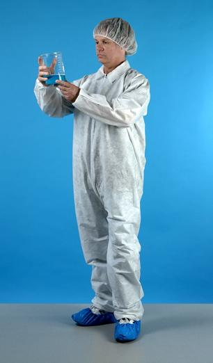 Disposable Cleanroom Garments