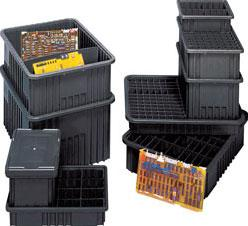 Cleanroom Storage Totes