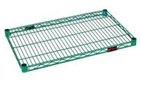 Epoxy Coated Zinc Wire Shelving