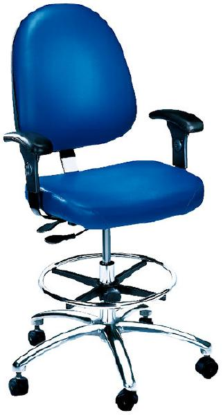 Cleanroom Chairs, Class 10 - Class 100,000