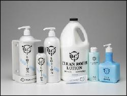 cleanroom cleaning supplies hand lotion standard