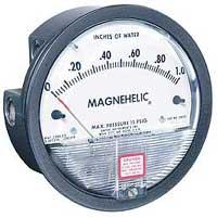 Magnehelic Pressure Gage - Dwyer 2000 Series