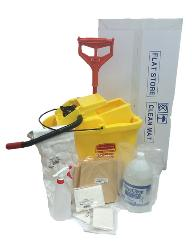 cleanroom cleaning supplies startup kit