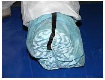 Disposable Cleanroom Shoe Cover Conductive Non Skid