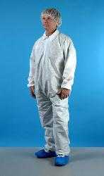 Disposable Cleanroom Polypropylene Coverall