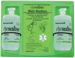 Honeywell Eyesaline® Wall Mounted Eye Wash Station