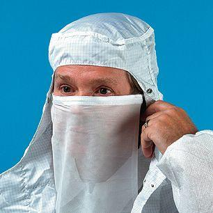 Laundrable Cleanroom Face Veils