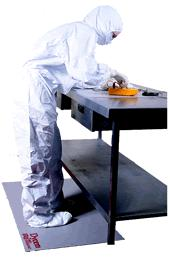 cleanroom mats anti-fatigue
