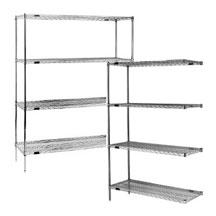 cleanroom gowning room components shelving